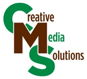 creative media solutions logo