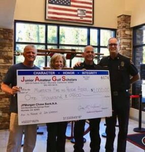 Murrieta Fire & Rescue Department Donation