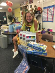 School Supplies for Murrieta Teachers Donation