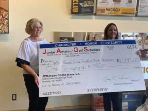 Valley Resource Center Donation